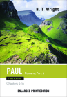 Paul for Everyone: Romans, Part Two: Chapters 9-16 (New Testament for Everyone) Cover Image
