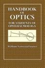 Handbook of Optics: For Students of Ophthalmology Cover Image