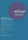 Ethical Space Vol.18 Issue 1/2 Cover Image