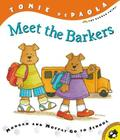 Meet the Barkers (The Barker Twins) Cover Image