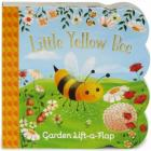 Little Yellow Bee: Chunky Lift a Flap Board Book (Babies Love) Cover Image