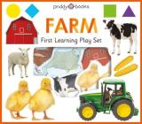First Learning Play Set: Farm (First Learning Play Sets) Cover Image