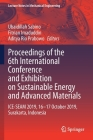 Proceedings of the 6th International Conference and Exhibition on Sustainable Energy and Advanced Materials: Ice-Seam 2019, 16--17 October 2019, Surak (Lecture Notes in Mechanical Engineering) Cover Image