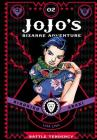 Jojo's Bizarre Adventure: Part 2: Battle Tendency, Volume 2 Cover Image