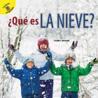 ¿qué Es La Nieve?: What Is Snow? Cover Image