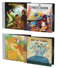 Jim Weiss Curious Creatures Bundle: My Father?s Dragon; The Reluctant Dragon; Just So Stories & Animal Tales (The Jim Weiss Audio Collection #70) Cover Image