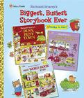 Richard Scarry's Biggest, Busiest Storybook Ever (Picture Book) Cover Image