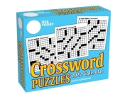 USA Today Crossword Puzzles 2022 Day-to-Day Calendar Cover Image