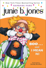 Junie B., First Grader Boo... and I Mean It! (Junie B. Jones #24) Cover Image