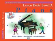 Alfred's Basic Piano Library Lesson Book, Bk 1a: Book & CD [With CD] Cover Image