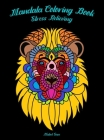 Mandala Coloring Book: Stress Relieving for Adults/ Cat Coloring Book/ Design Animals/ Coloring Books for Adults 2021 Cover Image