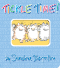Tickle Time!: A Boynton on Board Board Book Cover Image