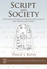 Script and Society: The Social Context of Writing Practices in Late Bronze Age Ugarit Cover Image