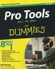 Pro Tools All-In-One for Dummies Cover Image