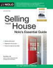 Selling Your House: Nolo's Essential Guide Cover Image