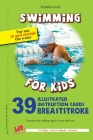 39 Illustrated instruction cards - Breaststroke -: For use in and outside the water Cover Image