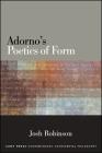 Adorno's Poetics of Form Cover Image