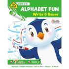 Alphabet Fun: Write & Reuse Workbook Cover Image
