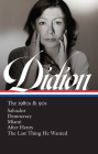 Joan Didion: The 1980s & 90s (LOA #341): Salvador / Democracy / Miami / After Henry / The Last Thing He Wanted Cover Image