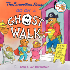 The Berenstain Bears Go on a Ghost Walk [With Tattoos] Cover Image