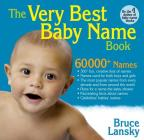 Very Best Baby Name Book Cover Image