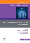 Next-Generation Interstitial Lung Disease, an Issue of Clinics in Chest Medicine, 42 (Clinics: Internal Medicine #42) Cover Image