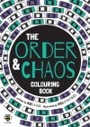 The Order & Chaos Colouring Book Cover Image