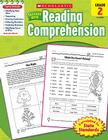Scholastic Success with Reading Comprehension, Grade 2 Cover Image