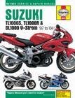 Suzuki TL1000S,TL1000R & DL1000 V-Strom 1997-2004 Cover Image