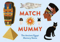 Match a Mummy: The Ancient Egypt Memory Game Cover Image