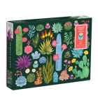 Desert Flora 1000 Piece Puzzle with Shaped Pieces Cover Image