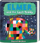 Elmer and the Lost Teddy (Elmer series) Cover Image