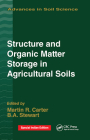 Structure and Organic Matter Storage in Agricultural Soils (Advances in Soil Science #8) Cover Image
