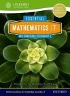 Essential Mathematics for Cambridge Secondary 1 Stage 7 Pupil Book (Cie Igcse Essential) Cover Image