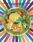 Livre De Coloriage Animaux Le Plus Mignon Du Monde: Plus De 100 Pages À Colorier D'animaux Super Mignons De Toutes Sortes Cover Image
