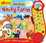 Noisy Farm (Sound Book): 18 Farm Sounds (Mega Sounds #1) Cover Image