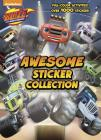 Blaze and the Monster Machines Awesome Sticker Collection (Blaze and the Monster Machines) Cover Image