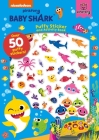 Pinkfong Baby Shark: Puffy Sticker and Activity Book Cover Image