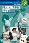 Baseball's Best: Five True Stories Cover Image