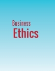 Business Ethics Cover Image