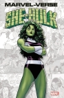Marvel-Verse: She-Hulk Cover Image