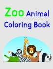 Zoo Animal Coloring Book: Children Coloring and Activity Books for Kids Ages 2-4, 4-8, Boys, Girls, Christmas Ideals Cover Image