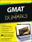 GMAT for Dummies, with CD Cover Image