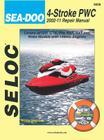 Sea-Doo Personal Watercraft, 2002-2011 (Seloc Repair Manuals) Cover Image