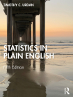Statistics in Plain English Cover Image