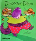 Dinosaur Diner [With Dinosaur Finger Puppet] (Finger Puppet Books) Cover Image