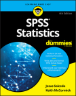 SPSS Statistics for Dummies Cover Image
