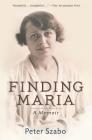Finding Maria: A Memoir Cover Image