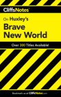 CliffsNotes on Huxley's Brave New World Cover Image
