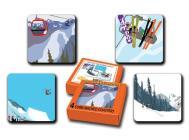 Rocky Mountain Winter Coaster Set (Alphabet Cities) Cover Image